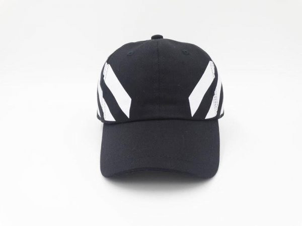 Off White Black Hat